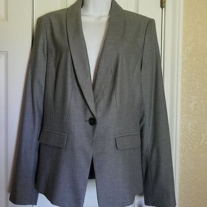 Halogen brand gray jacket size 10